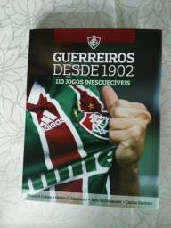 Livro Fluminense Guerreiros desde 1902