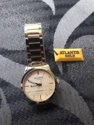 Lindo Relógio Atlantis Feminino