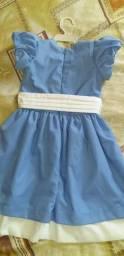 Alugo Vestidos temáticos infantis