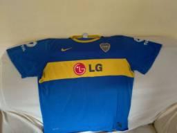 Camiseta oficial do Boca Juniors