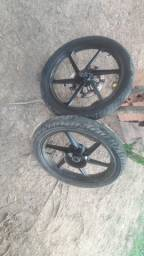 Vendo rodas original