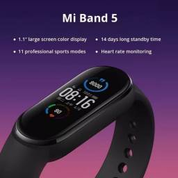 Mi band 5 Original Global em Português