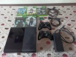Xbox360 bloqueado perfeitas condições de uso