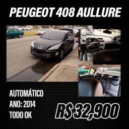 Peugeot 408 Allure - 2014
