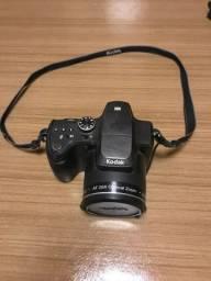 Máquina de fotografia digital
