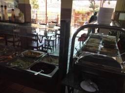 Vendo Urgente Ponto Completo Restaurante com mais de 20 anos de funcionamento