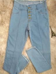 Calças Jeans Somente $64,99 @usejlmodas