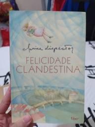 "Livro ""Felicidade Clandestina"""