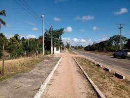 Terreno praia abais avenida principal