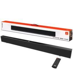 Soundbar JBL 2.0 SB110 Black Barra 55w RMS Com Sub Embutido