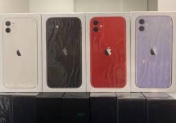Loja física. IPhone 11 cores novos lacrados homologados pronta entrega garantia apple