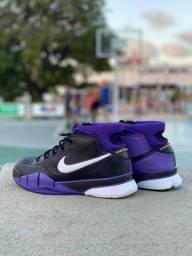 Basqueteira Nike Kobe 1 Protro Purple Reign