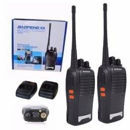 Rádio Comunicador Walk Talk Baofeng 777s Alcance 12km 16 Can