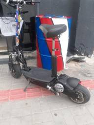 Patinete Scooter Elétrico Two Dogs 1000w 36v