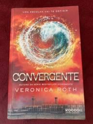 Livro Convergente - Veronica Roth