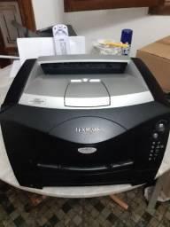 Impressora laser Lexmark profissional Leia