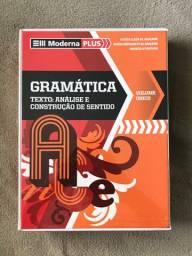 Gramática - Moderna Plus