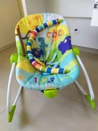 Cadeira De Descanso E Balanço Weeler Bichos Até 18kg