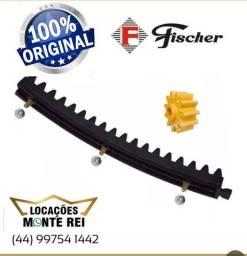 Kit pinhão e cremalheira de Nylon betoneira Fischer 400 L