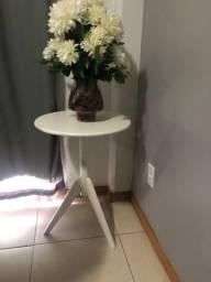 Mesa de canto branca