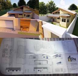 Projeto arquitetonico