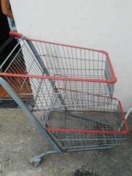 Carinho de supermercado