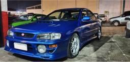 Subaru GC8 STI + FT500 + Forjado