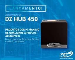 Motor PPA Dz Hub 450kg para Portão de garagem com instalação