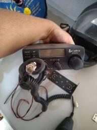 Rádio amador cobra 19 DX IV