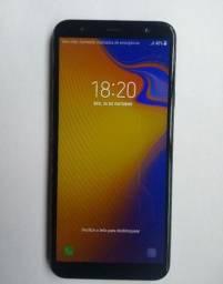 Samsung Galaxy J4 Core na caixa ainda na garantia