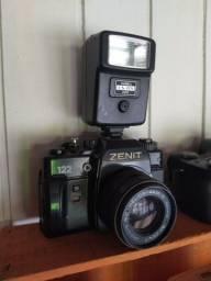 Câmeras de coleção retrô