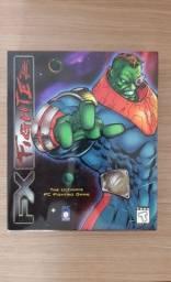 !!!! Jogo PC FX Fighter completo raridade p/ colecionador !!!!