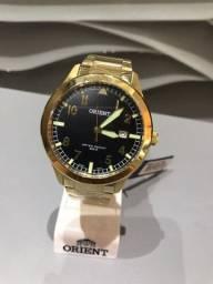 Relógio Orient Dourado ( Novo e Original )