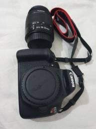 Camera profissional Canon rebel T5