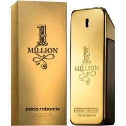 1 Million Paco Rabanne Eau de Toilette 100ml - Perfume Masculino