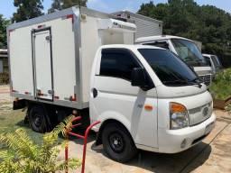 Hr 2.5 Diesel Baú Refrigerado