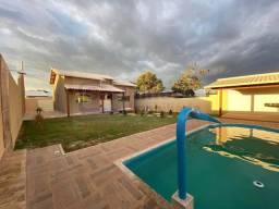 Linda casa com piscina, em igarapé