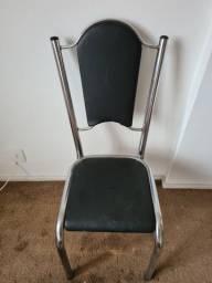 Conjunto de 3 cadeiras