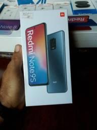 Xiaomi Redmi note 9s 128gb pronta entrega