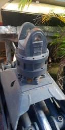 Garra frolestal com rotor