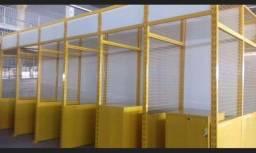 Vendo Box Amarelo - Centro Fashion Fortaleza