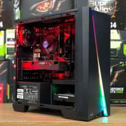 Pc Gamer i3 com Gtx 1650