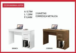 Escrivaninha mesa pra computador pronto entrega