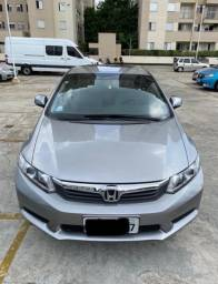 Honda Civic XLS 2014 automático