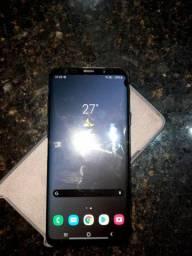 Samsung s9 plus vendo ou troco