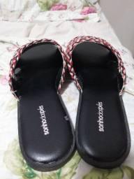 Sandália sonho dos pés, tamanho 39