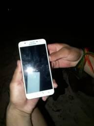Quero trocar meu celular J7 PRIME por um IPHONE 6 ou 7 dou até 200 de volta