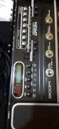 Pedaleira Zoom Zoom g9 2tt
