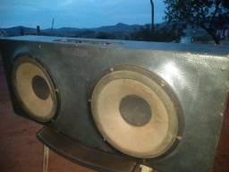Caixa de som furação 2 de 12