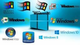 Vendo Windows 7, 8.1, 10, Office e etc